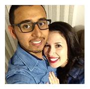 Rafael e Patricia Paranhos