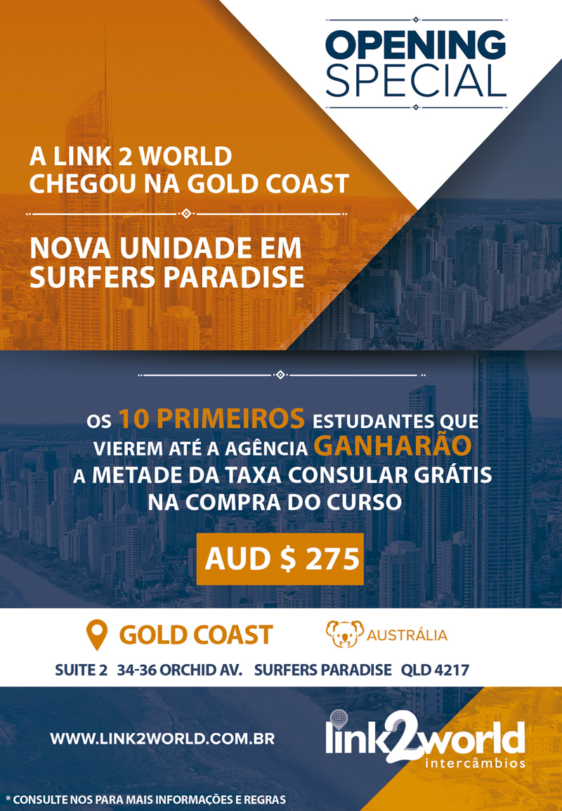 Opening Special Gold Coast